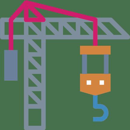 Carpenterie e mezzi di sollevamento
